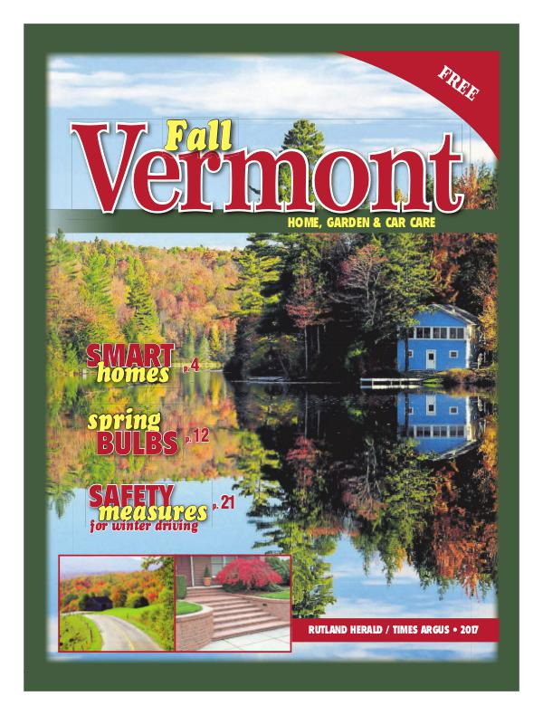 Fall Vermont 2017