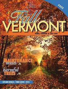 Fall Vermont