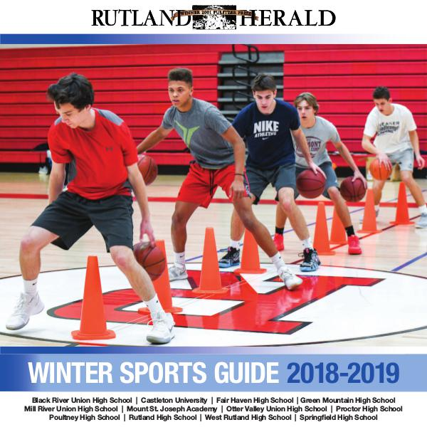 Rutland Herald Sports Guide Winter 2018/2019