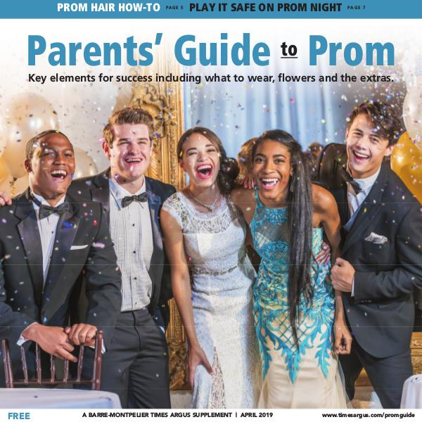 Parents' Guide to Prom 2019
