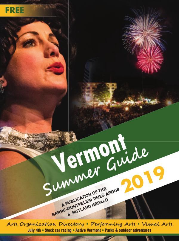 Vermont Summer Guide 2019
