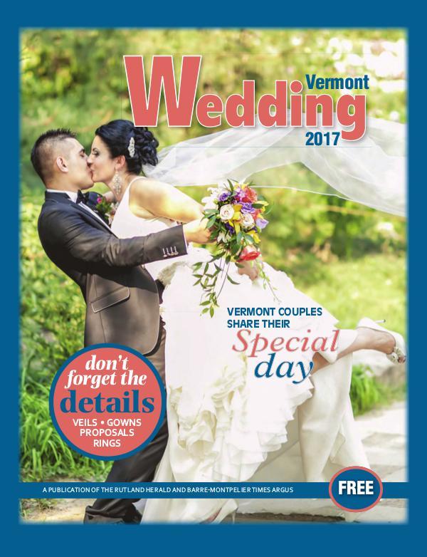 Vermont Wedding 2017
