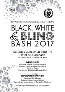SYHC's Black, White & Bling Bash