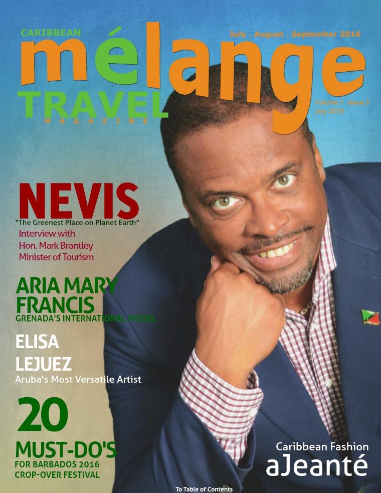 Mélange Travel & Lifestyle Magazine July 2016