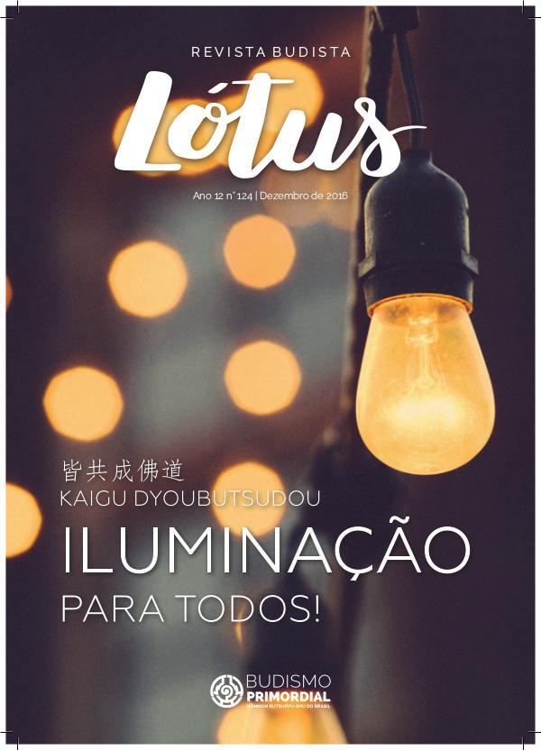 Revista Lótus Edição 124 dez/2016