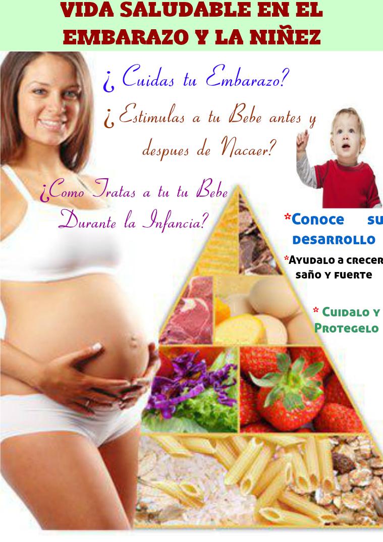 Vida Saludable en el Embarazo y la Niñez 1
