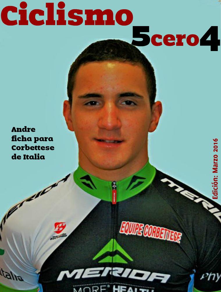 Ciclismo 5cero4 Edición Marzo 2016