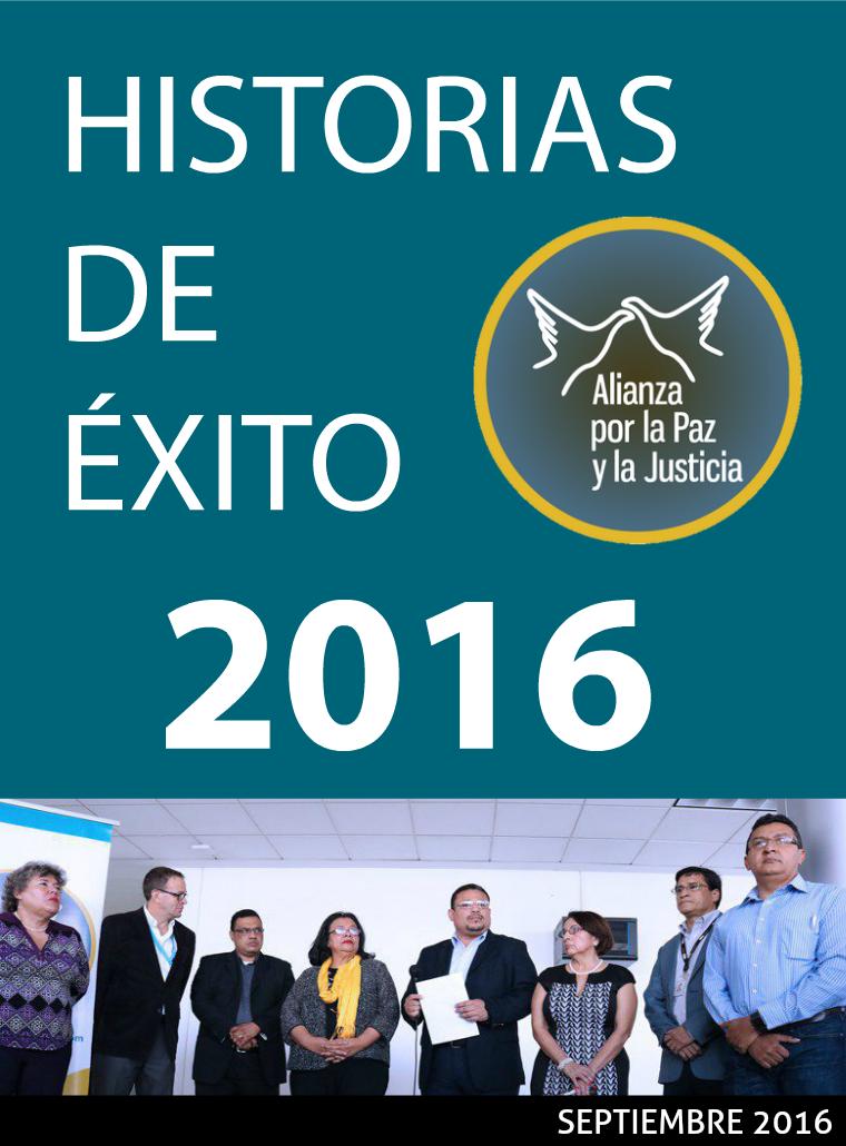 Historias de Éxito APJ 2016 Septiembre 2016