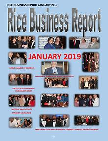 Rice Business Report January 2019 3xxxx