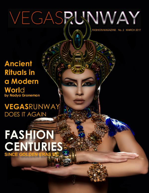 VEGAS RUNWAY Fashion Magazine 2