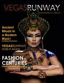 VEGAS RUNWAY Fashion Magazine