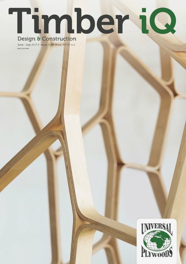 Timber iQ June - July 2017 // Issue: 32