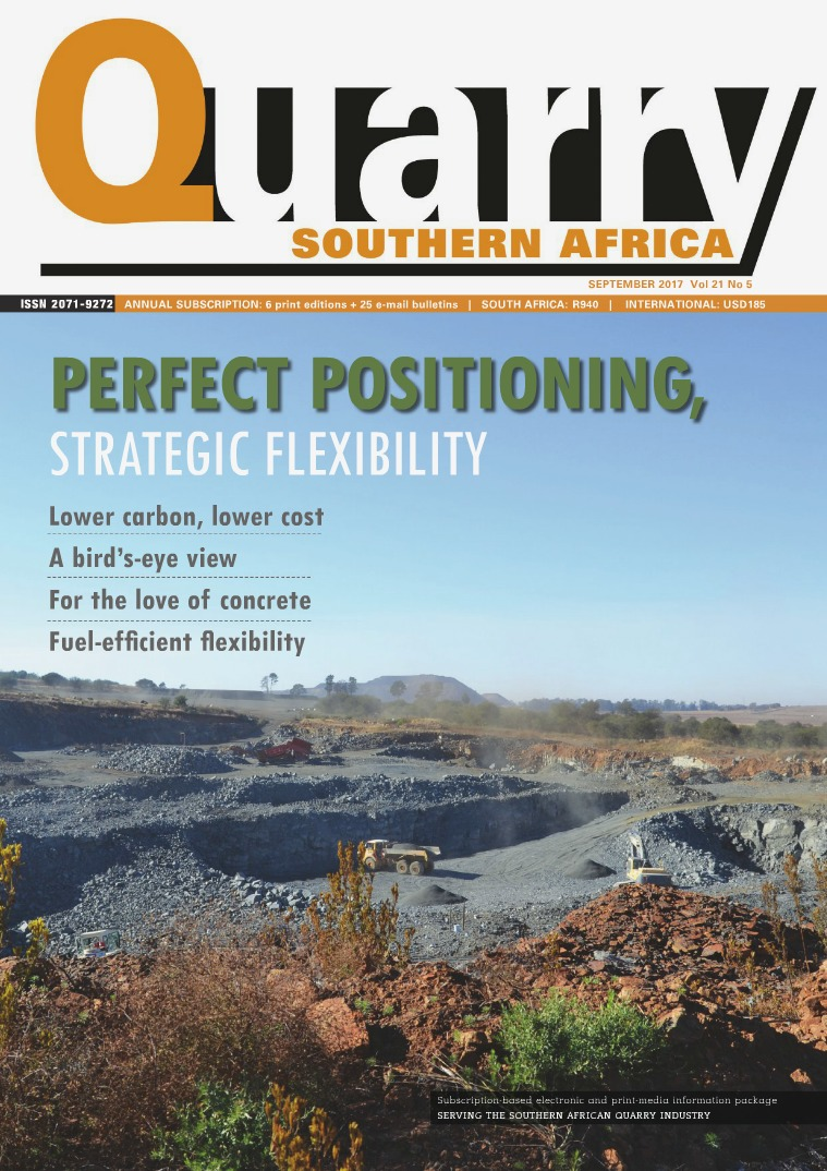Quarry Southern Africa September 2017
