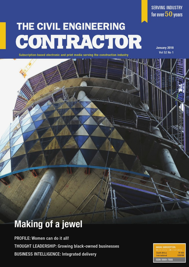 The Civil Engineering Contractor January 2018