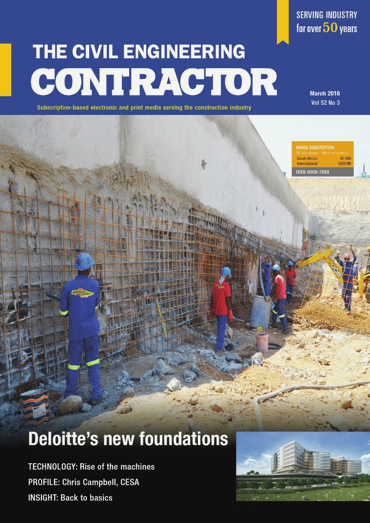 The Civil Engineering Contractor March 2018