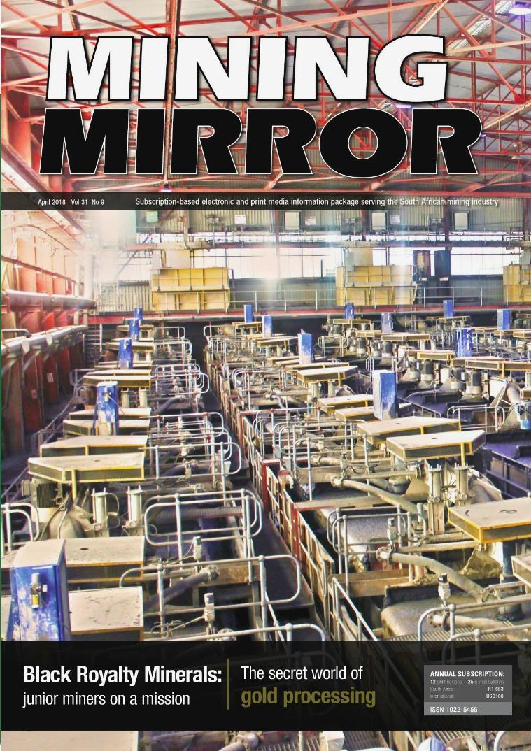 Mining Mirror April 2018