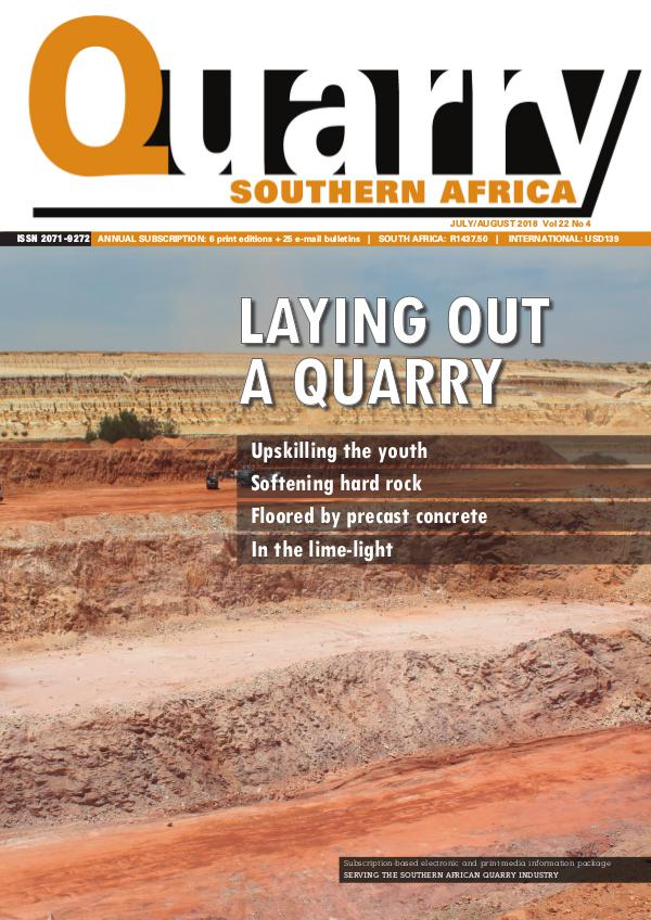 Quarry Southern Africa July 2018