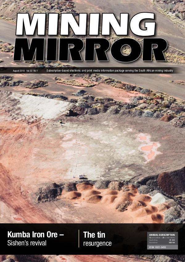 Mining Mirror August 2018