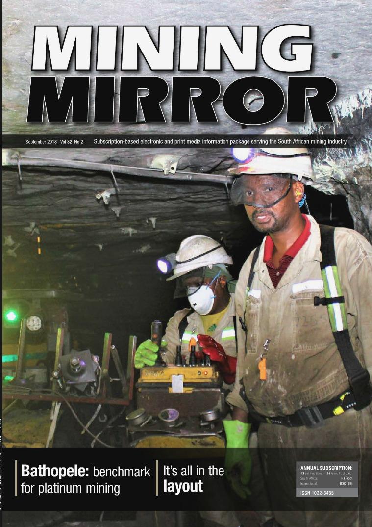 Mining Mirror September 2018