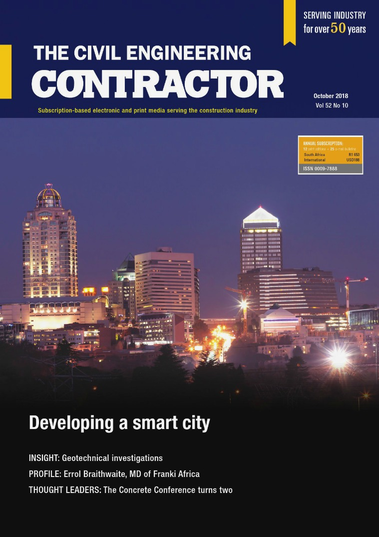 The Civil Engineering Contractor October 2018