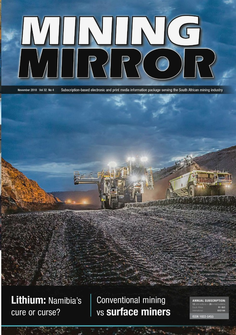 Mining Mirror November 2018