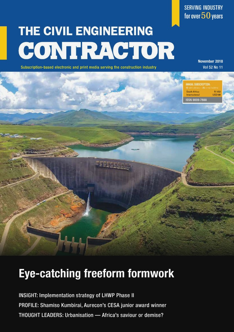 The Civil Engineering Contractor November 2018