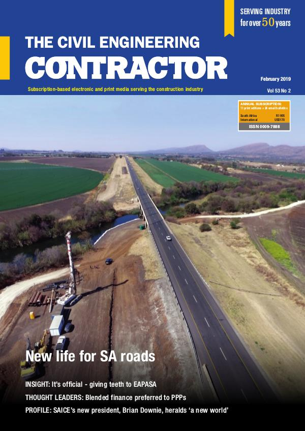 The Civil Engineering Contractor February 2019