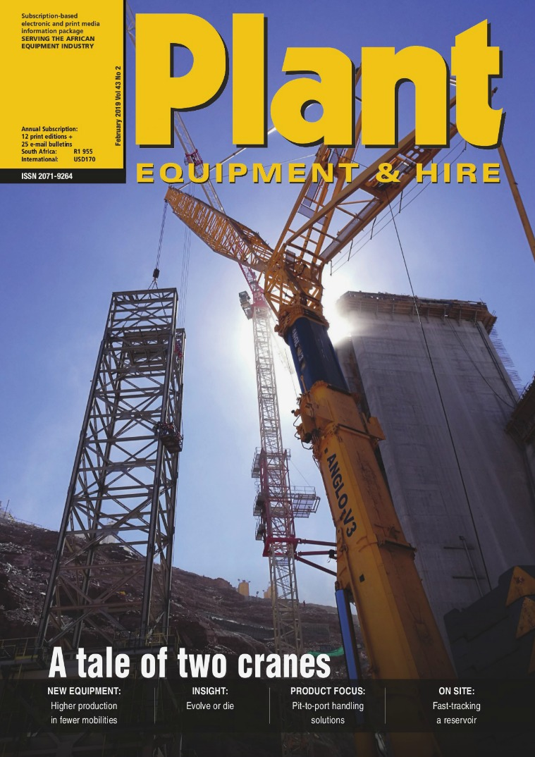 Plant Equipment and Hire February 2019