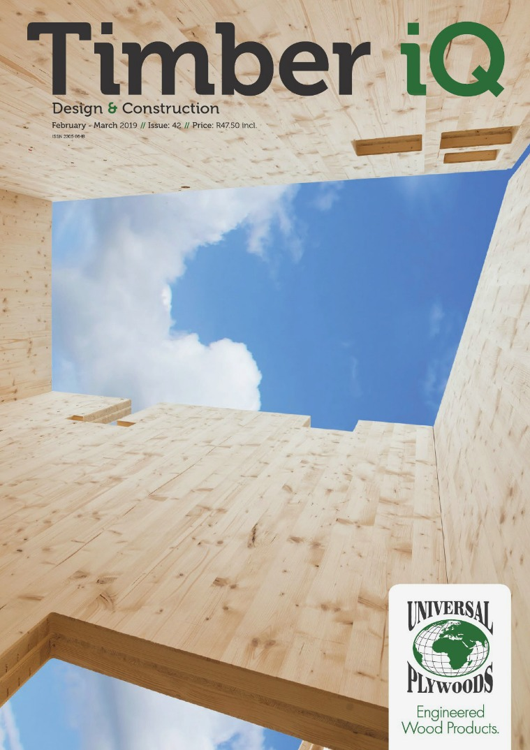 Timber iQ February - March 2019 // Issue: 42