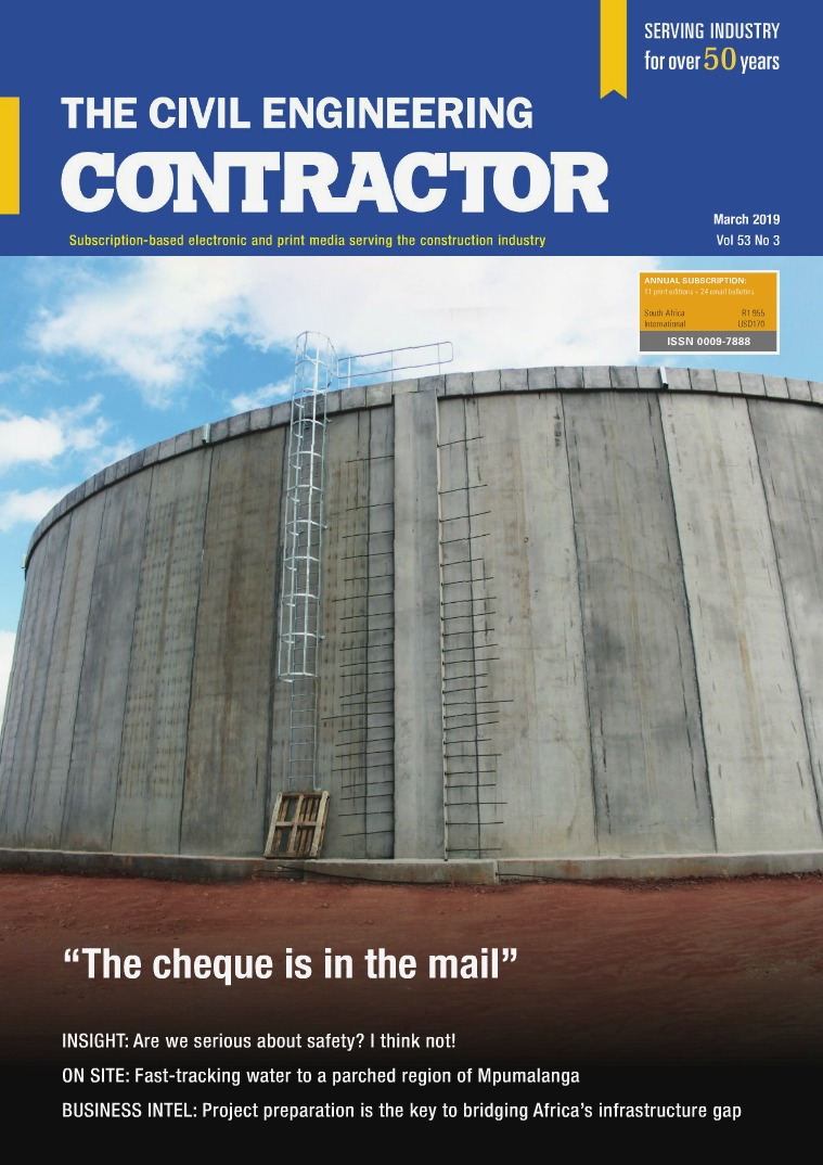 The Civil Engineering Contractor March 2019
