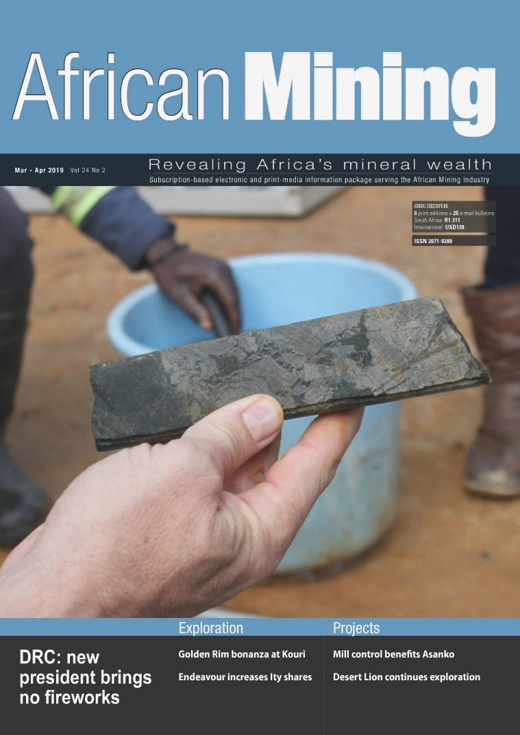 African Mining March - April 2019