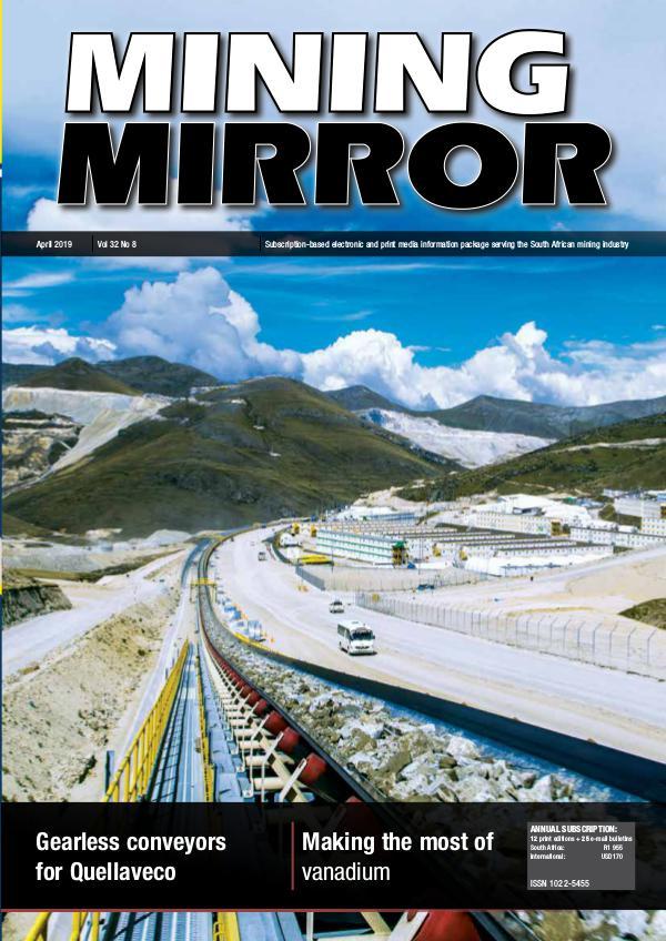 Mining Mirror April 2019