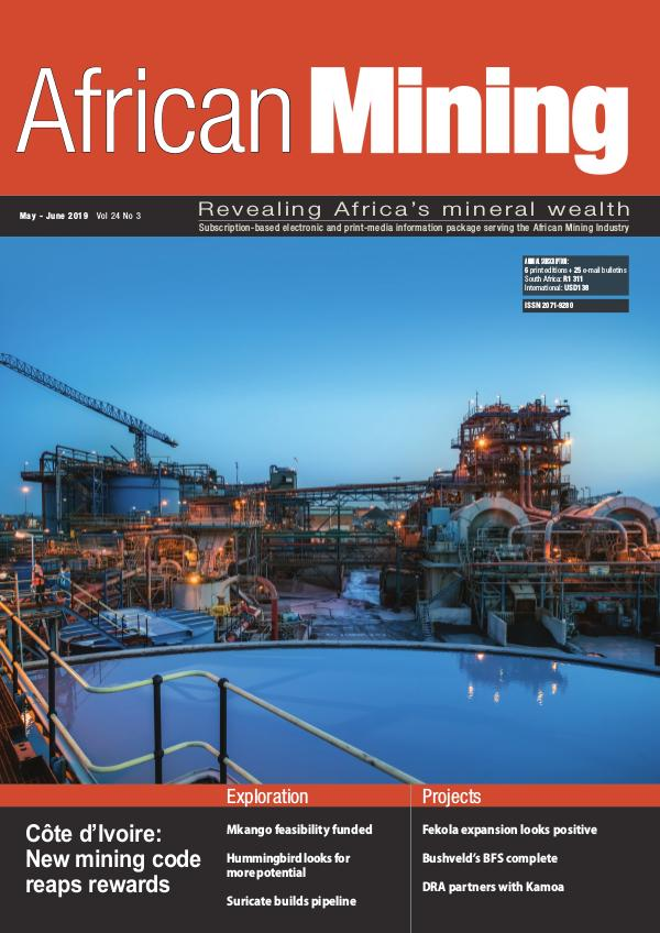 African Mining May - June 2019