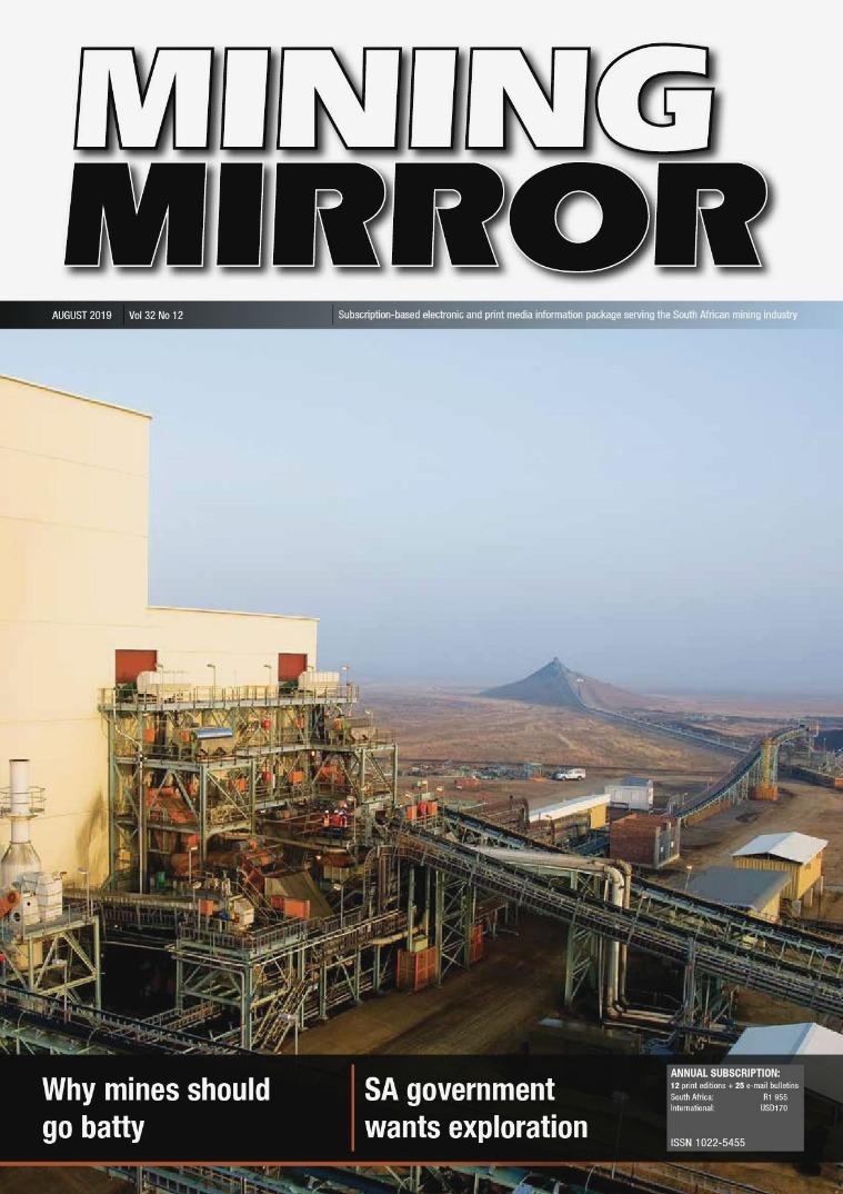 Mining Mirror August 2019