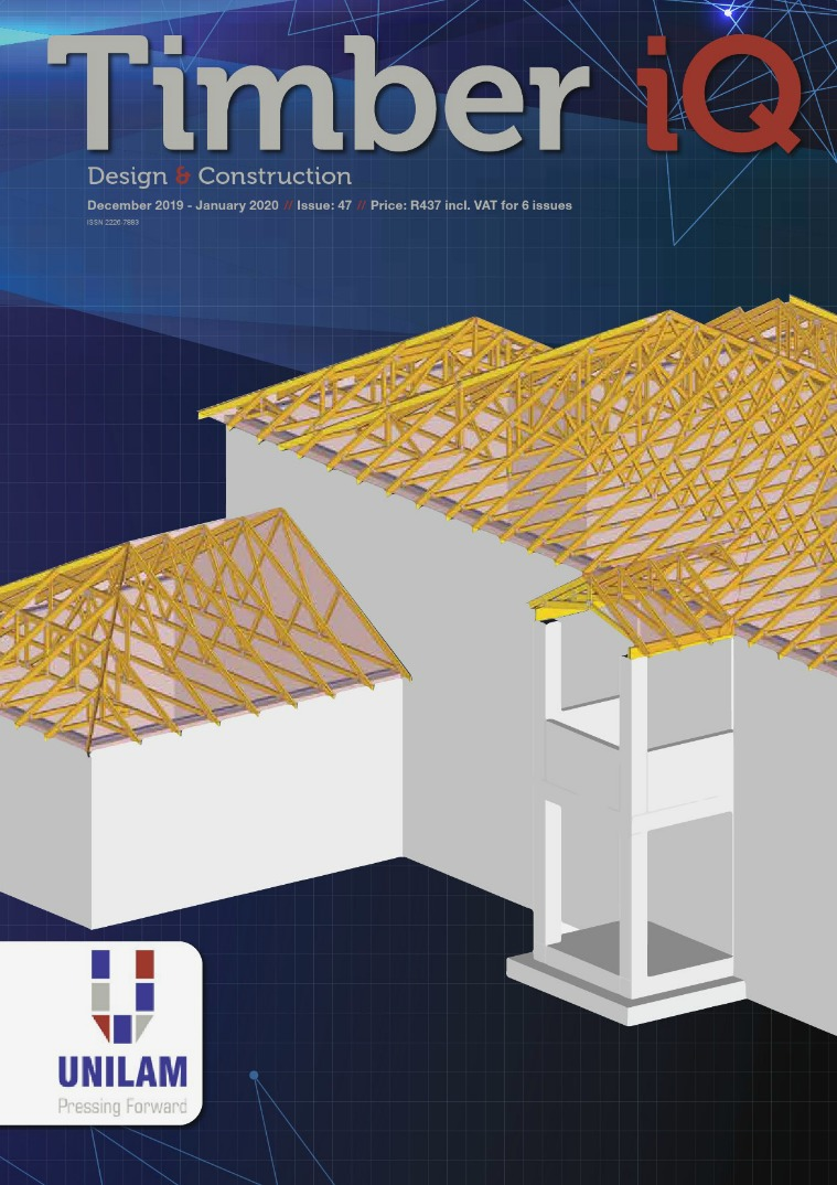 Timber iQ December 2019 - January 2020 // Issue: 47