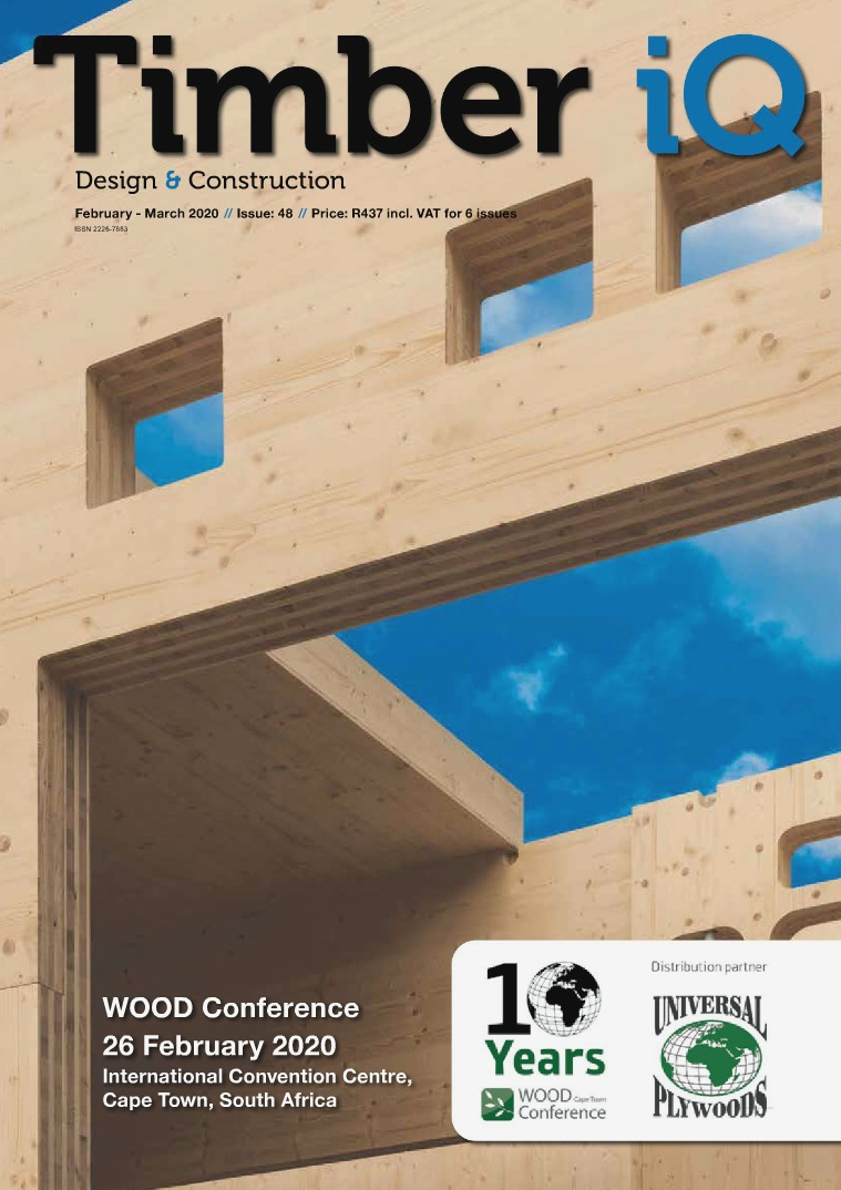 Timber iQ February - March 2020 // Issue: 48