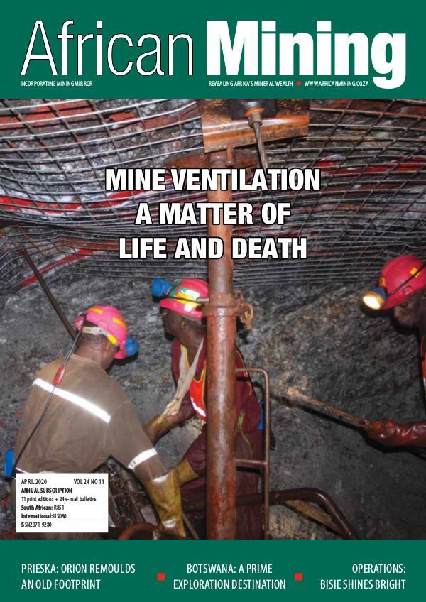 African Mining April 2020