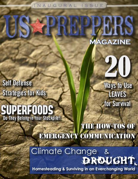 US Preppers Magazine 1