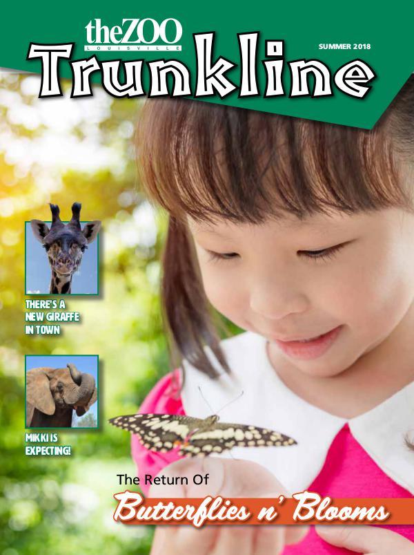 Trunkline Magazine (Louisville Zoo) June 2018