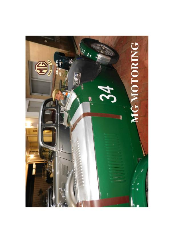 MG Motoring 2019 Volume 59 Issue 6 Volume 59 Issue 6