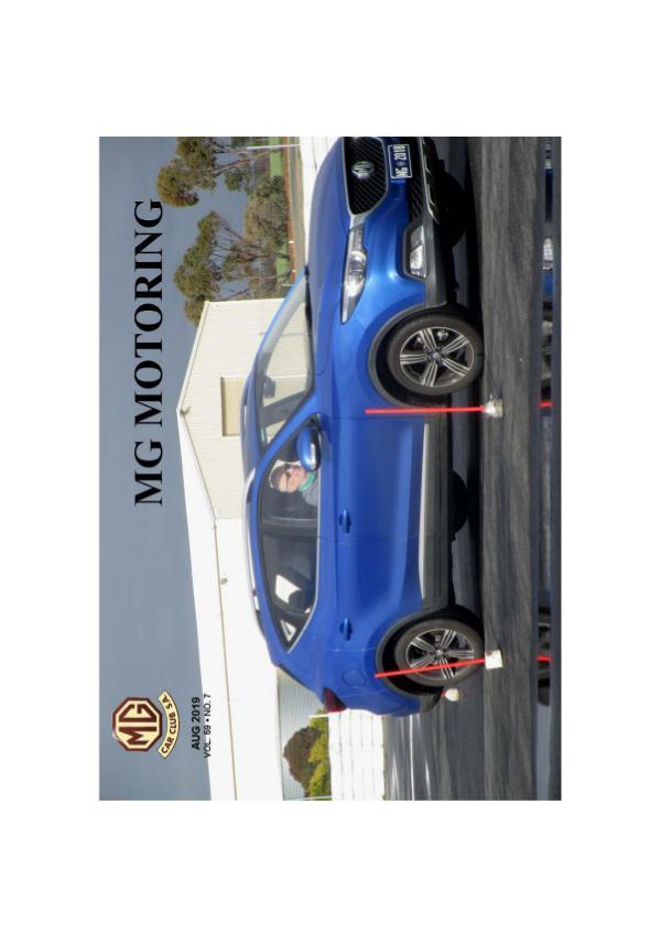 MG Motoring 2019 Volume 59 Issue 7
