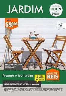 Folheto AR // Junho