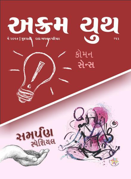 Akram Youth Gujarati કોમન સેન્સ | May 2016 | અક્રમ યુથ