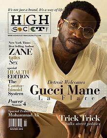 High Society Mag 313
