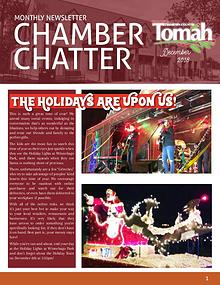 Tomah Chamber & Visitors Center Newsletter