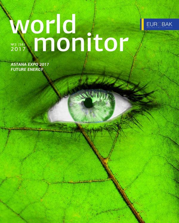 World Monitor Magazine April 2017