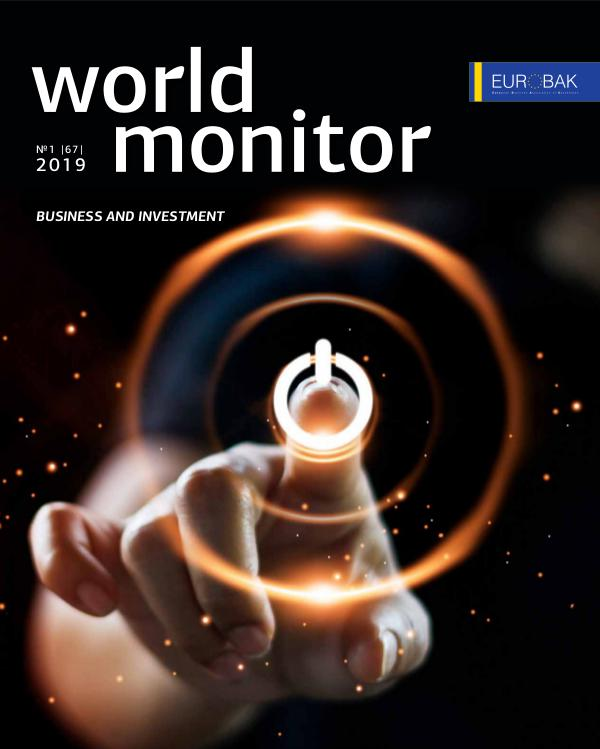 World Monitor Magazine, Business and Investments WM_march 2019_web