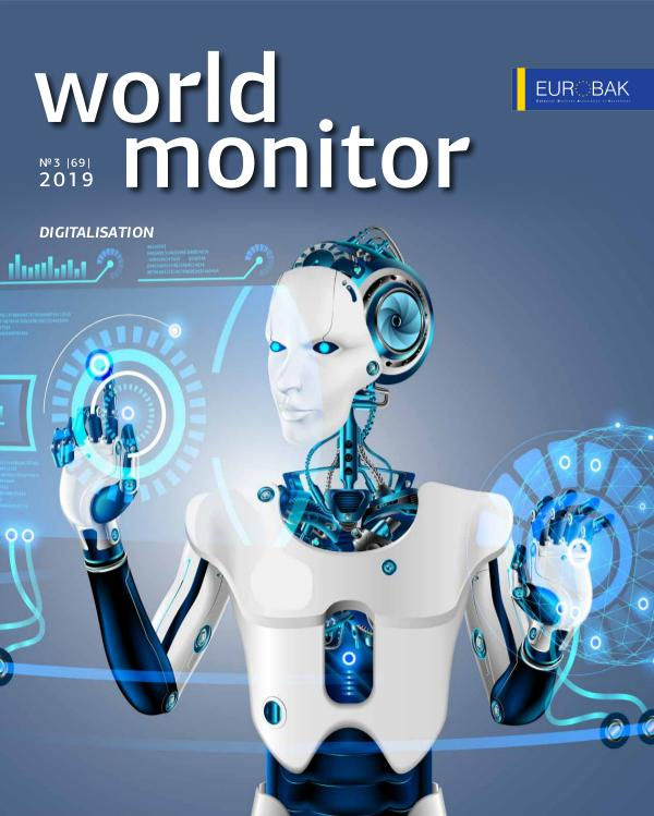 World Monitor Mag, Digitalisation WM_June 2019 web