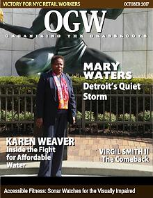 Mary Waters: Detroit's Quiet Storm