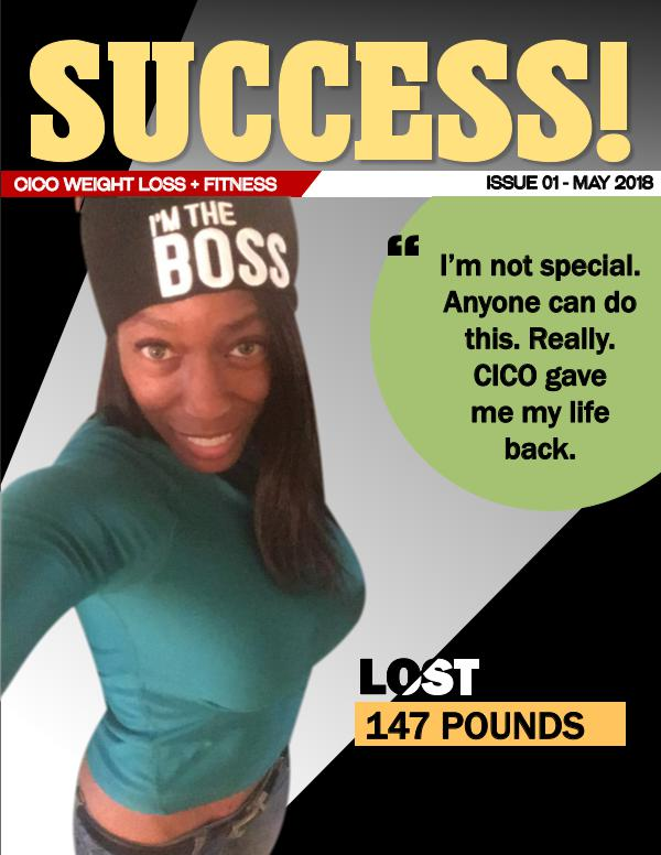 SUCCESS! Magazine - Issue 01 Issue #01